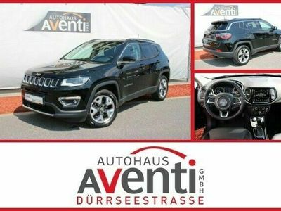 gebraucht Jeep Compass 1.4 MultiAir Limited 4WD *Navi*ACC*PDC*