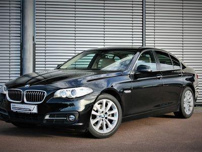 gebraucht BMW 520 d xDrive Komf.Sitze Surr.View Multifkt.Display