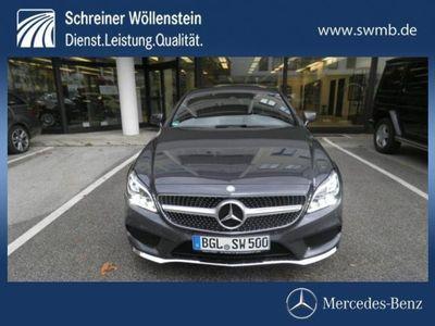 gebraucht Mercedes CLS350 Shooting Brake d
