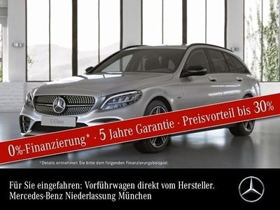 gebraucht Mercedes C300 T AMG Airmat Rekup. Bremsyst. LED Night PTS