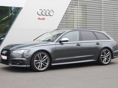 gebraucht Audi S6 Avant 4.0 TFSI quattro S tronic Panodach AHK St