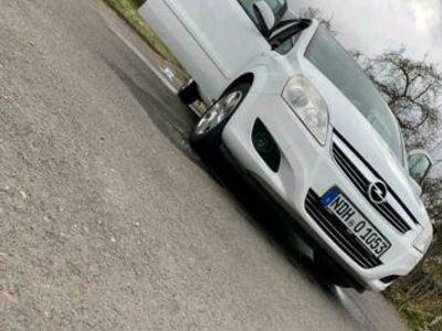 gebraucht Opel Zafira 116 ps