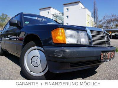gebraucht Mercedes 190 77kw 2 HAND TÜV 03/2021 AUTOMATIK SSD