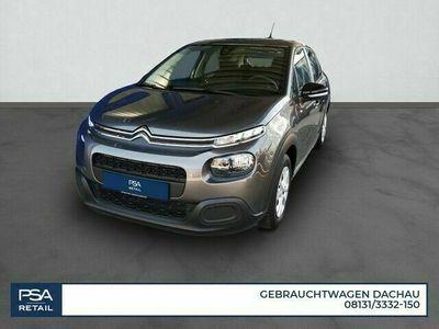 gebraucht Citroën C3 Pure Tech 83 FEEL Klima Einparkhilfe Tempomat