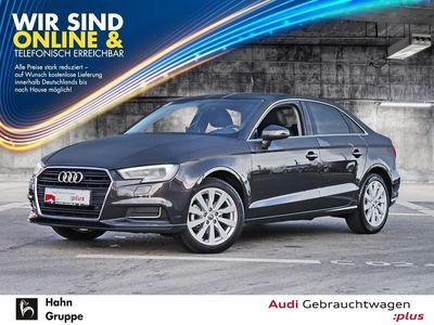 gebraucht Audi A3 Limousine Design 1.4TFSI S-Trc Xen Navi Einpark Sitzh