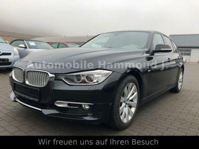 gebraucht BMW 325 d Touring Modern Line Aut. Leder Navi Xenon