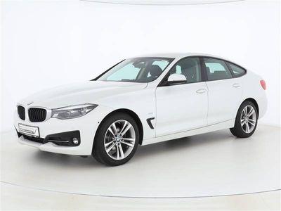 gebraucht BMW 320 Gran Turismo d Aut SportLine+ Navi+LED+HUD+HiFi+Komfort