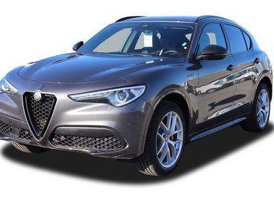 gebraucht Alfa Romeo Stelvio 2.0 Benzin