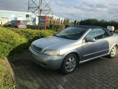 begagnad Opel Astra Cabriolet 1.8 16V