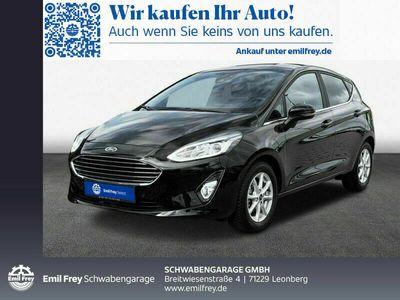 gebraucht Ford Fiesta 1.0 Hybrid TITANIUM