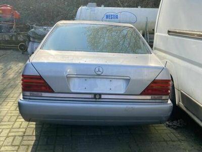 gebraucht Mercedes 420 W140 an Bastlerv8
