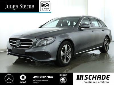 gebraucht Mercedes E220 4M T Avantgarde Distronic*Multibeam*SHD* Autom.