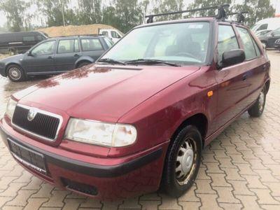 gebraucht Skoda Felicia 1.3 LX Limousine - Tüv 03/2021