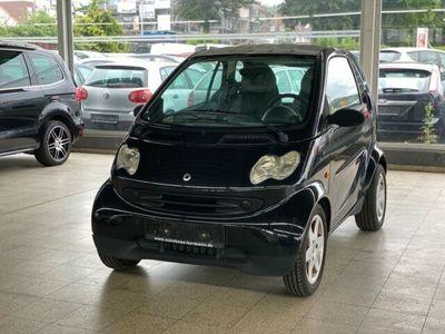 gebraucht Smart ForTwo Coupé coupe / Basis Automatik Tüv 08/2021