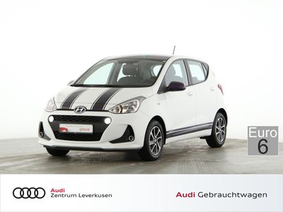 gebraucht Hyundai i10 1.0 YES KLIMA SITZHEIZUNG EURO6