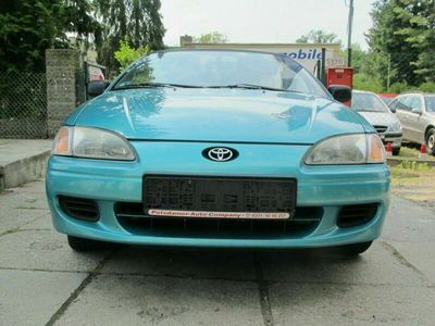 gebraucht Toyota Paseo 1.5 16V Cabrio