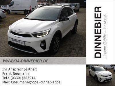 gebraucht Kia Stonic 1.0T DCT SPI TECH NAVI GRAU 2 Neuwagen, bei Autohaus Dinnebier GmbH