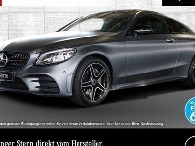 gebraucht Mercedes C300 Cp. AMG Pano Multibeam Distr. Night Kamera