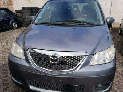gebraucht Mazda MPV Getriebeschaden