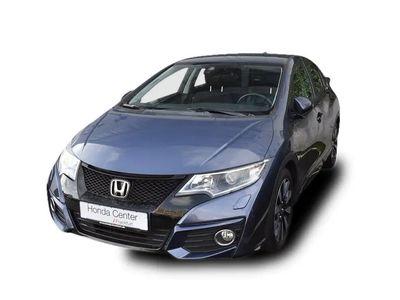 gebraucht Honda Civic 1.8 Elegance