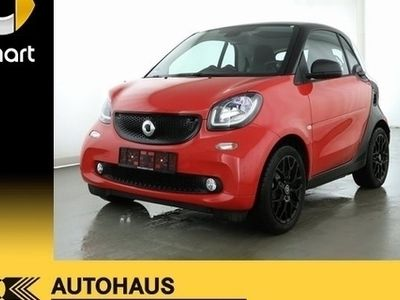 gebraucht Smart ForTwo Coupé 66 KW, Sleek & Style Paket