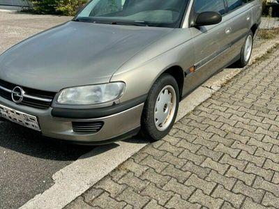 gebraucht Opel Omega 2.0 CD-Klima-Rekaro