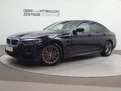 gebraucht BMW 520 d xDrive Aut. M Sport+AHK+LED+Navi+M Fwk++