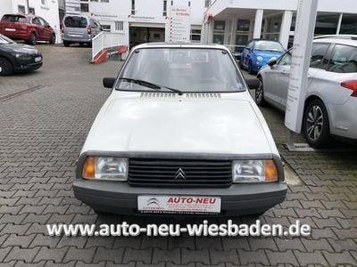 gebraucht Citroën Visa im guten Zustand, mit Glasdach und AHK