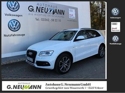 gebraucht Audi Q5 3,0 TDI DPF clean diesel/quattro KLIMA XENON NAVI