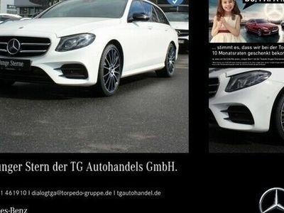gebraucht Mercedes E400 4M T AMG PANO.DACH+DISTRO+MEMORY+SOUND.S