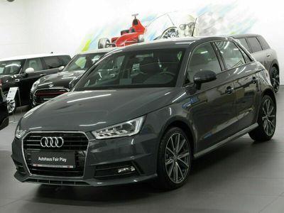 gebraucht Audi A1 Sportback 1.0 TFSI ultra SHZ/PDC NANOGRAU !