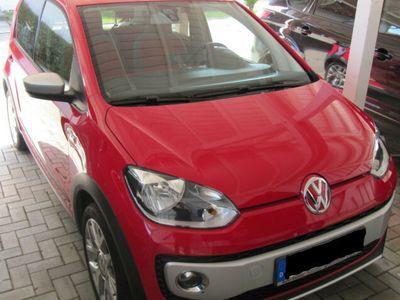 gebraucht VW cross up! up!Komplettausstattung Scheckheftgepf