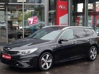 gebraucht Kia Optima Sportswagon 2.0 T-GDI At. OPF GT|LED|Harm