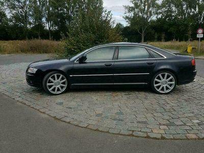 gebraucht Audi A8L 4,2TDI Langversion