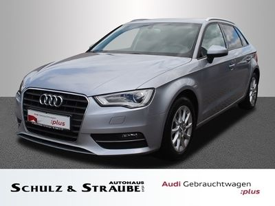 gebraucht Audi A3 Sportback 1.4 TFSI KLIMA XENON NAVI ALU -