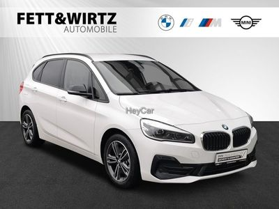 gebraucht BMW 225 Active Tourer xe AT SportLine Leas. ab 266,-br.o. Anz.