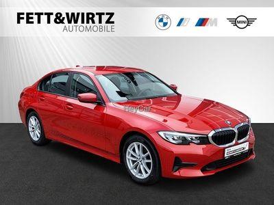 gebraucht BMW 318 d Adv Live