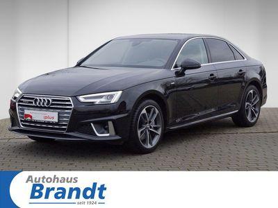 gebraucht Audi A4 40 TDI quattro S-LINE*S-TRONIC*LED*ACC*KAMERA