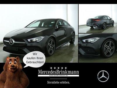 gebraucht Mercedes CLA180 d Coupé AMG LINE/NAVI PREMIUM/SHZ LED