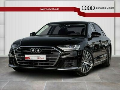 gebraucht Audi A8L 60 TDI qu.*LASER*Allr.Lenk*StdHz*PANO*TV*20