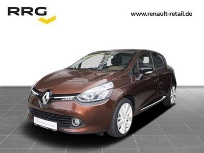 second-hand Renault Clio IV 0.9 TCe 90 LUXE Navi, Sitzheizung, Klimaautoma
