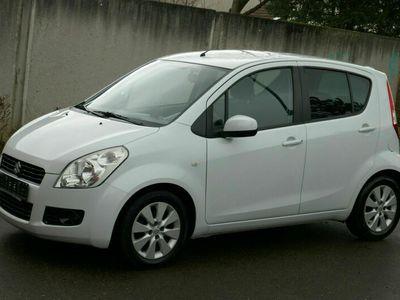 gebraucht Suzuki Splash 1.2 Germany's next Topmodel Edition