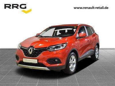gebraucht Renault Kadjar 1.3 TCE 140 GPF LIMITED DELUXE AUTOMATIK