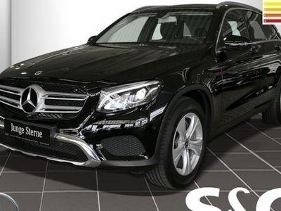 gebraucht Mercedes GLC250 d 4MATIC EXCLUSIVE Navi/360°/Parktr/LED
