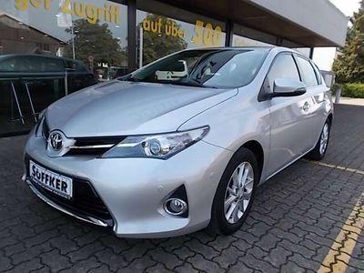 gebraucht Toyota Auris 1.6 START Edition Klimaaut. Sitzhz. Park-Assist