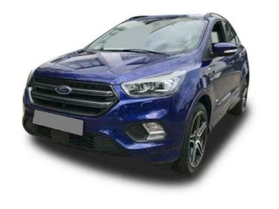gebraucht Ford Kuga KugaST-Line 2.0TDCI *4X4*Powershift*KlimaAuto*PDC*Tempo*Sitzhzg