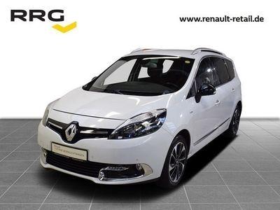 gebraucht Renault Grand Scénic III Grand Scenic1.6 DCI 130 FAP BOSE EDITION VAN