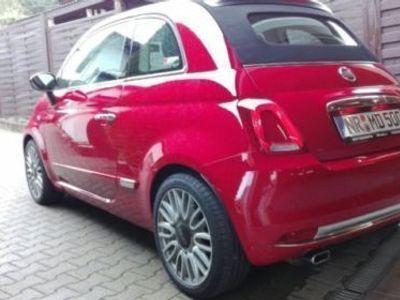 gebraucht Fiat 500C Lounge! Garantie 2/18! PDC! TIP TOP!