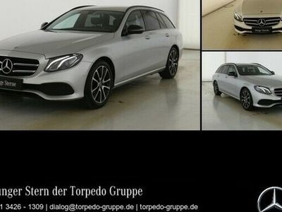 gebraucht Mercedes E220 T AVANTGARDE LED+KAMERA+PTS+SHZ+KLIMA+EA