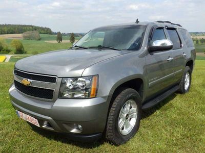 gebraucht Chevrolet Tahoe 5.3 LT, 6-Gang-Automatik, 3500 kg AHK, 7 Sitzer